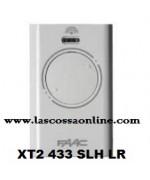 Radiocomando XT2 433Mhz SLH LR Bianco
