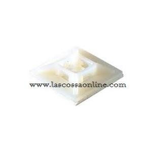 Basetta fissa per fascette 0-5mm