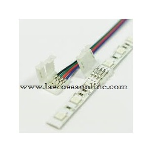 Connettore terminale stripled 10mm