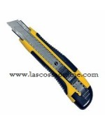 Cutter con guida in metallo lama 18mm.