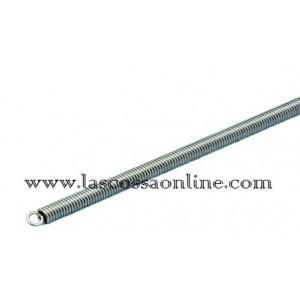 Molla piegatubi in acciaio d.20mm