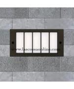 Box 1207 2X7s grigio antracite