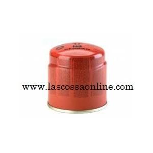 Cartuccia gas Butano 190 gr.forabile con valvola