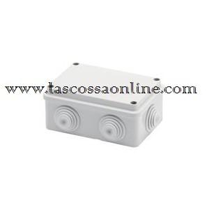 Cassetta derivazione 120x80x50 IP55