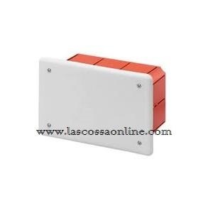 Cassetta derivazione da incasso PT4 152x98x70