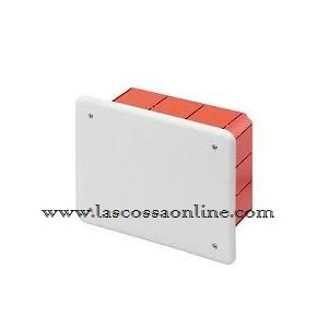Cassetta derivazione da incasso PT5 160x130x70