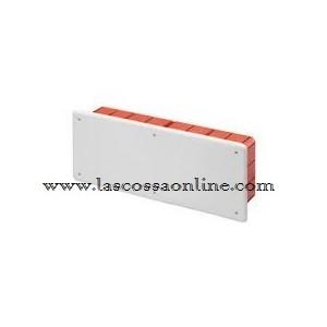 Cassetta derivazione da incasso PT8 392x152x70