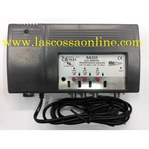 Centralina multibanda SA333 III/UHF/UHF