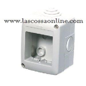Contenitore SYS40 2 posti IP40
