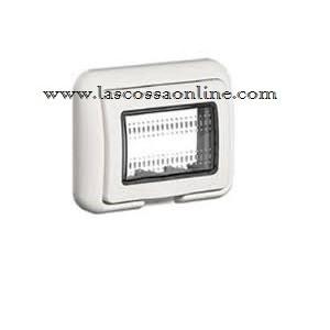Idrobox coperchio 3P IP55 bianco