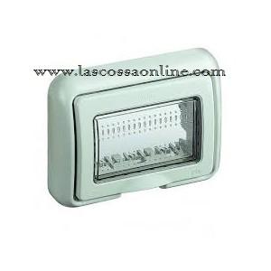 Idrobox matix coperchio 3P IP55 bianco