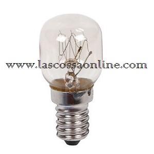 Lampada per forno 15W 230V E14 300°