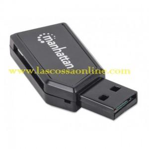 Lettore esterno USB 2.0 mini SD