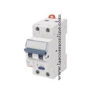 Magnetotermico differenziale 1P+N 25A 4500K