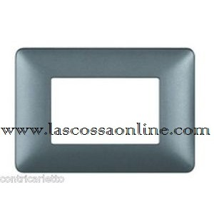 Placca 3P iron