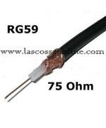 Rg 59 B/U coax per 75 OHM