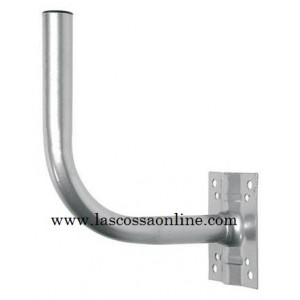 Supporto per parabola a muro 430mm