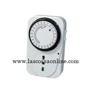 Timer analogico 24h max 3500W